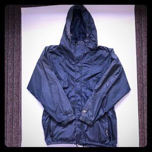 Sun bleached Helly Hansen jacket